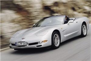 Предпросмотр chevrolet corvette 2001 в кузове кабриолет фото 7