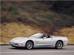 Предпросмотр chevrolet corvette 2001 в кузове кабриолет фото 9
