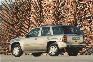 Chevrolet TrailBlazer 2001 фото 2