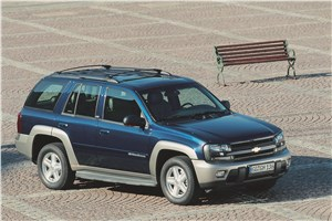Chevrolet TrailBlazer 2001 фото 3