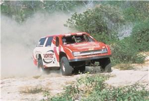 Предпросмотр chevrolet trailblazer 2001 в автоспорте 1