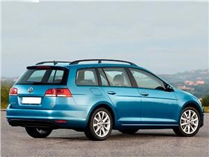 Volkswagen готовит семейную версию Golf VII