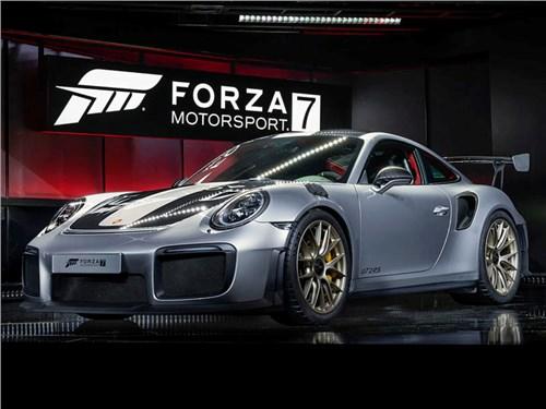 Новость про Porsche 911 GT2 RS - Porsche 911 GT2 RS