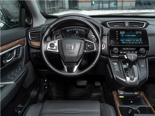 Honda CR-V (2020) салон