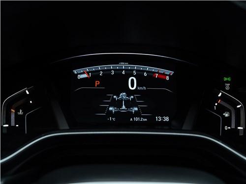 Honda CR-V (2020) приборная панель