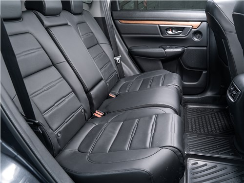 Honda CR-V (2020) задний диван
