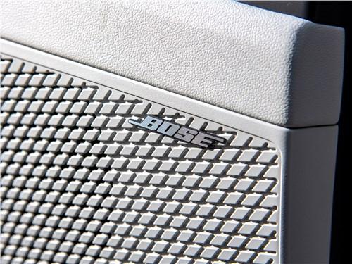Hyundai Elantra (2021) аудиосистема Bose