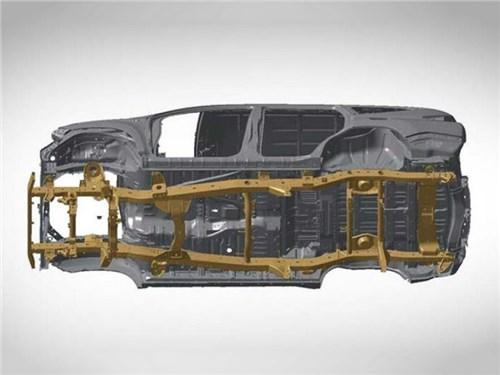 Рамы для Mitsubishi Pajero Sport будут делать в Нижнем Новгороде