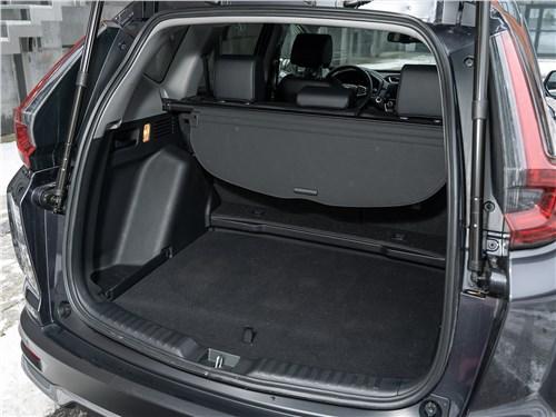 Honda CR-V (2020) багажное отделение