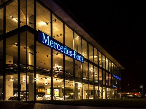 Новость про Mercedes-Benz - В Минпромторг подана заявка на строительство завода Mercedes-Benz в Подмосковье