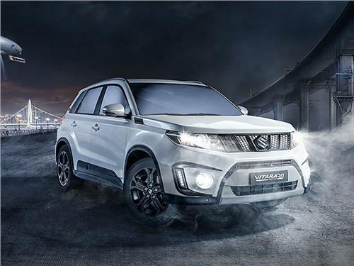 Новость про Suzuki - Suzuki Grand Vitara