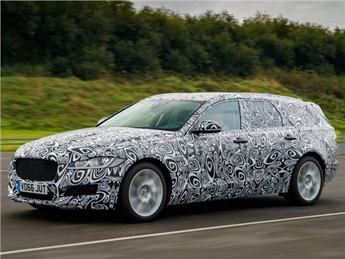 Jaguar подтвердил появление нового XF Sportbrake