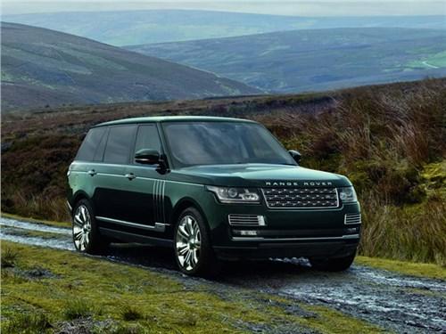 Land Rover хочет создать конкурента Bentley Bentayga