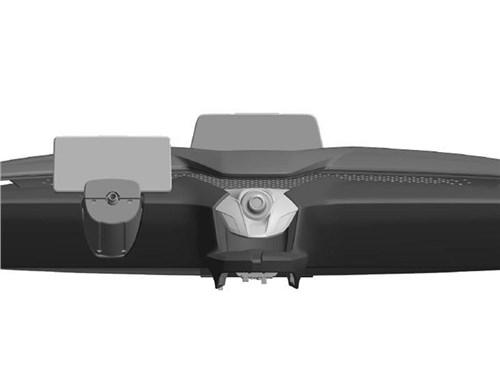 Honda запатентовала «парящую» приборную панель