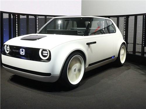 Honda обещает больше электрических концептов