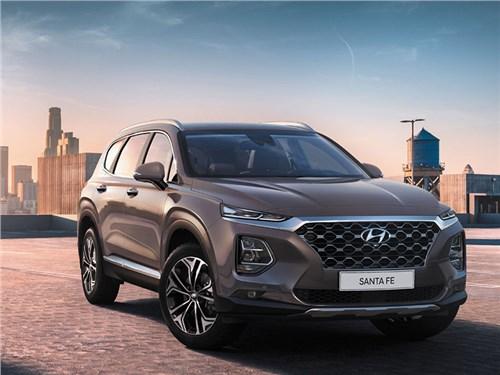 Hyundai Santa Fe: объявлены российские комплектации