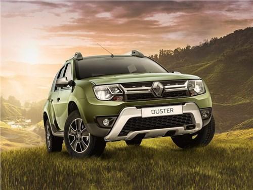 Новость про Renault Duster - Renault Duster стал самым востребованным кроссовером в России