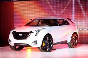 Hyundai готовит конкурента кроссоверу Nissan Juke