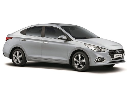 Новость про Hyundai Solaris - Hyundai Verna