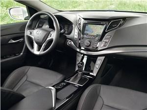 Hyundai I40 - Hyundai i40 2012 водительское место