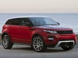 В Китае открыт завод, выпускающий внедорожники Range Rover Evoque