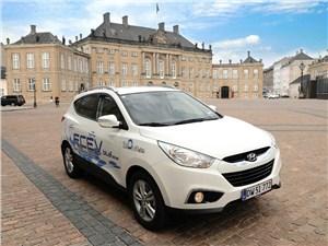 Hyundai ix35 на водороде будут выпускать с декабря