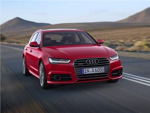 Новость про Audi A6 - Audi назвала стоимость обновленного семейства A6 для российского рынка
