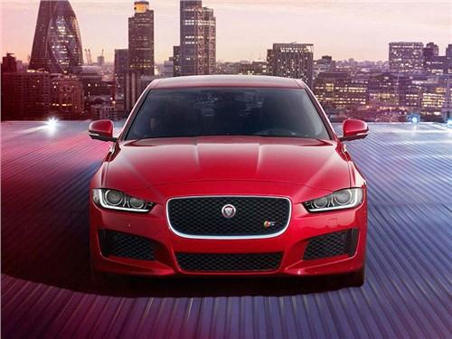 Новость про Jaguar XE - Jaguar XE
