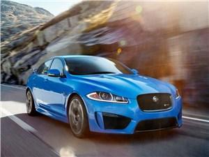 Самый мощный Jaguar XFR-S: первые изображения