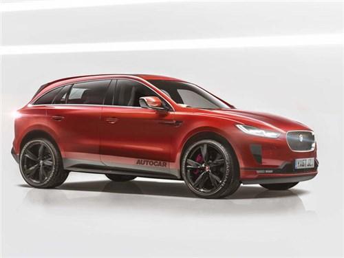 Jaguar сделает конкурента Porsche Cayenne