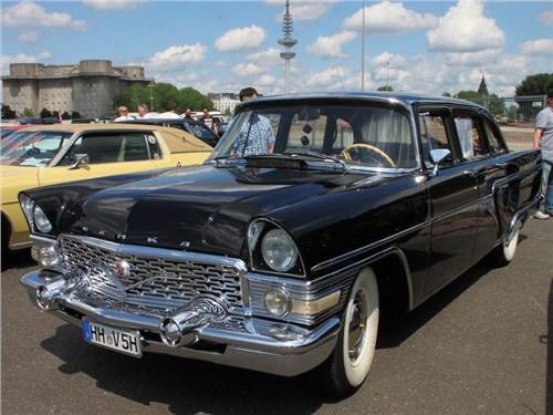 В Соединенных Штатах собрались поклонники советского автопрома