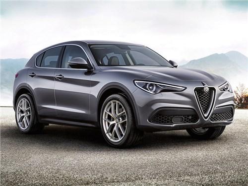 Alfa Romeo представила базовую модификацию кроссовера Stelvio