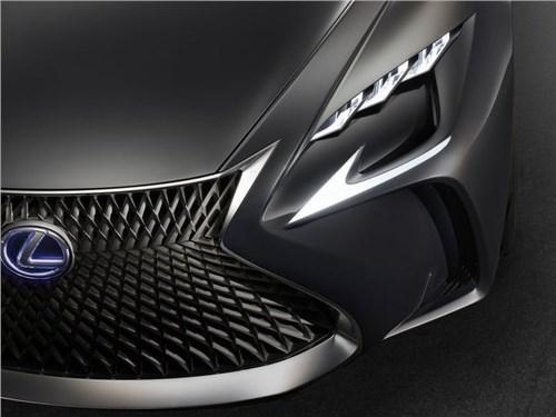 Новость про Lexus - Lexus планирует за четыре года разработать новый водородный кроссовер