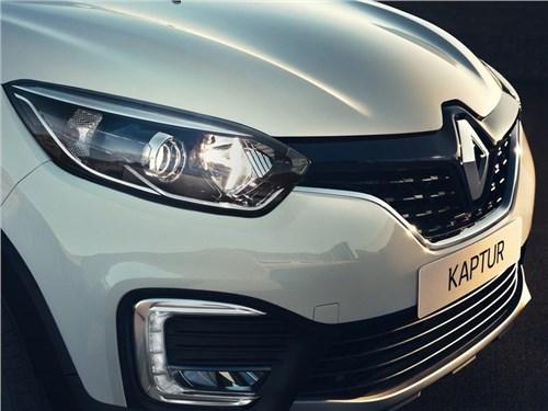 Renault начал принимать заказы на кроссовер Kaptur с вариатором