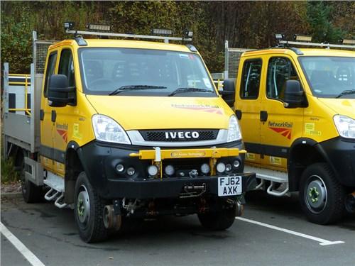 Еврокомиссия наложила штраф на семь крупнейших производителей грузовиков
