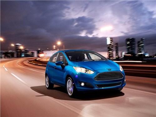 Новость про Ford Fiesta - Ford объявил о начале отзыва своих автомобилей в России
