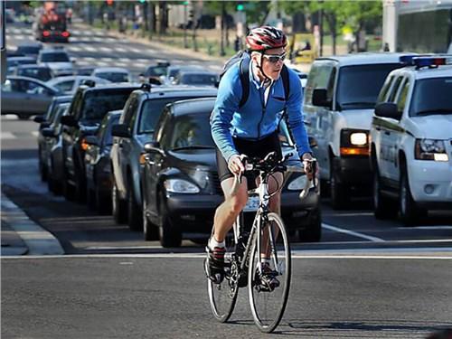 В ГИБДД напомнили велосипедистам о штрафах