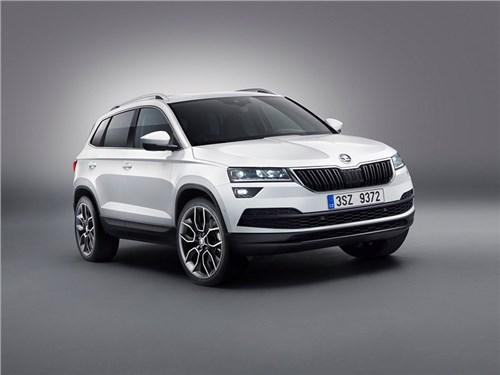 Skoda Karoq будет продаваться в Южной Америке под брендом Volkswagen
