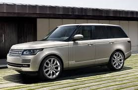 В США отзываются внедорожники Range Rover