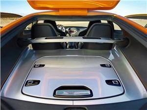 Предпросмотр kia gt4 stinger concept 2014 багажное отделение