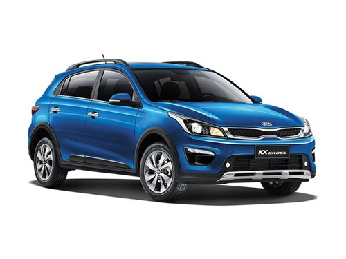 Kia привезет в Россию конкурента Renault Sandero Stepway