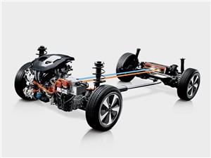 Предпросмотр kia optima hybrid 2014 платформа