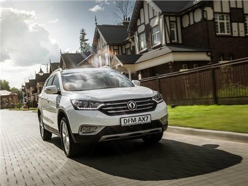 Dongfeng планирует до конца года увеличить объем российских продаж до 1,5 тысяч автомобилей