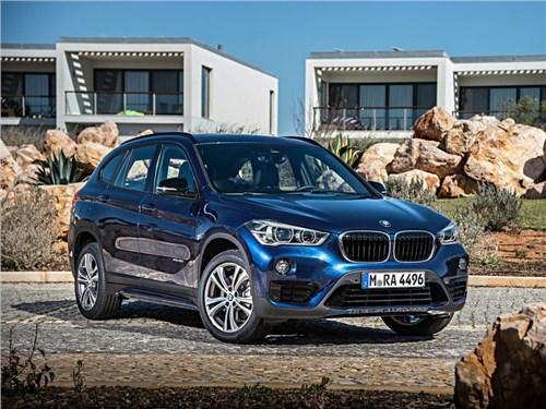 BMW начал серийное производство второго поколения X1 в России