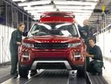 Новость про Land Rover Range Rover Evoque - Land Rover