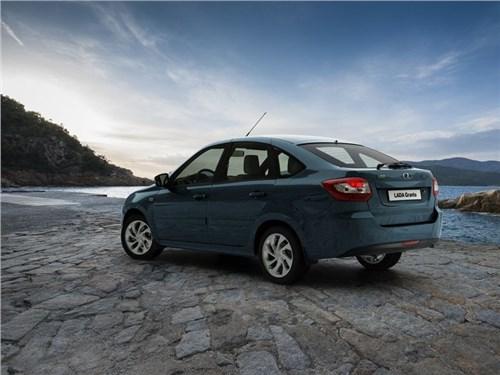 Новость про Lada Granta - Лифтбек Lada Granta отправится на европейские рынки