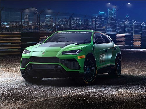 Новость про Lamborghini - Lamborghini работает над экстремальной версией кроссовера Urus