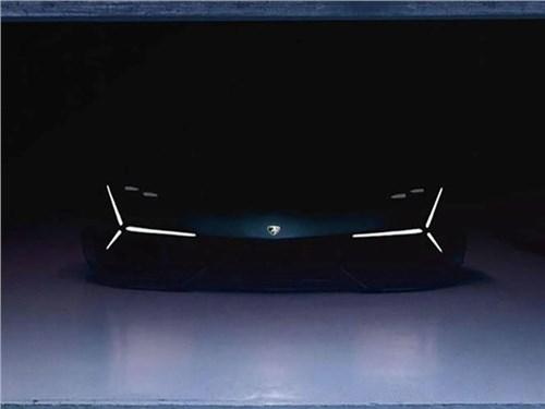 Lamborghini создала «супортивный автомобиль будущего»