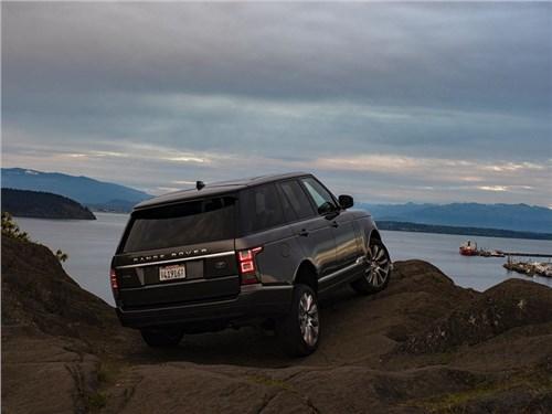 Range Rover может возродить трехдверный внедорожник