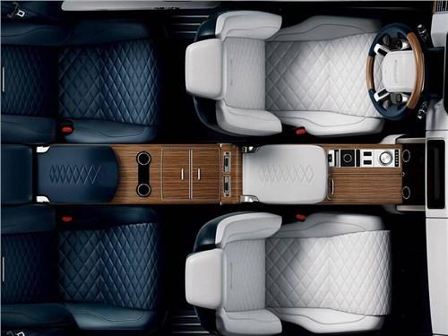 Range Rover рассказал об SV Coupe